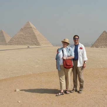 Vacation in Egypt